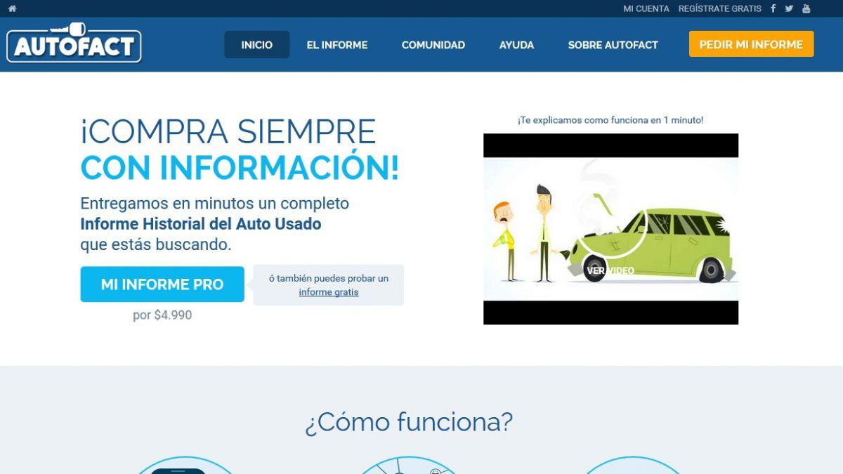 Sitio averigua si el auto que te quieres comprar tiene multas o partes pendientes